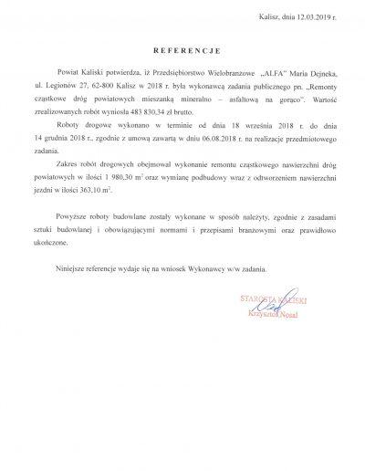 Referencje Starostwo za 2018-3